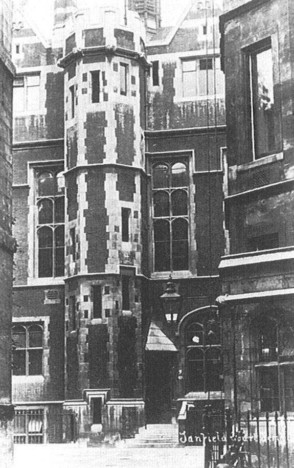 Tanfield Court Buildings