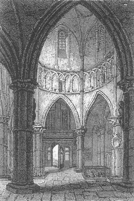 The Round. Engraved by E. I. Roberts, 1816. Image copyright © Professor Sir John Baker